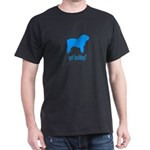 got bulldog? LT Blue Dark T-Shirt