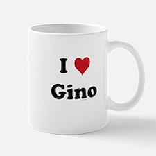 I love Gino Mug