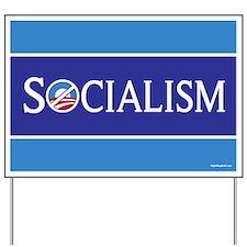 Socialism - Anti-Obama Yard Sign