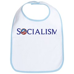 Socialism - Anti-Obama Bib