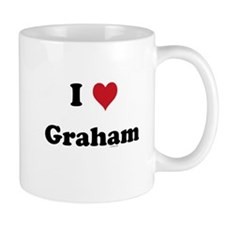 I love Graham Mug