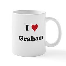 I love Graham Small Mug