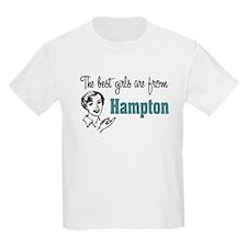 Best Girls Hampton Kids T-Shirt