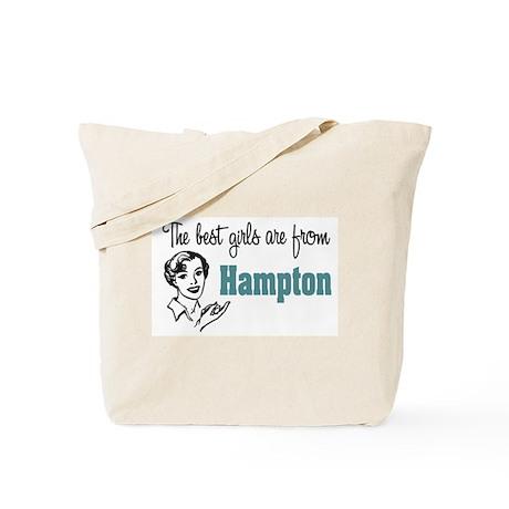 Best Girls Hampton Tote Bag