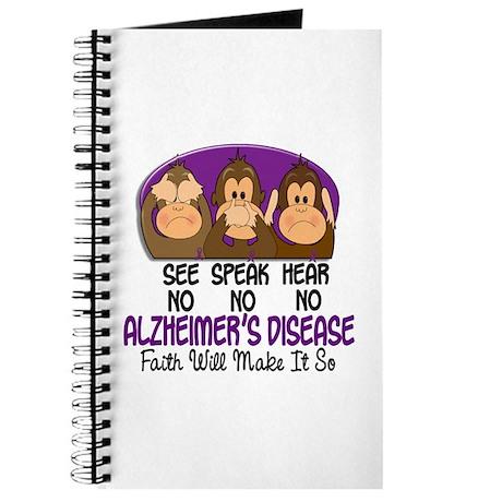 See Speak Hear No Alzheimers 1 Journal