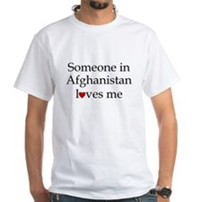 Someone in Afghanistan... Shirt