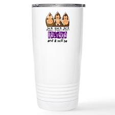 See Speak Hear No Alzheimers 3 Travel Mug