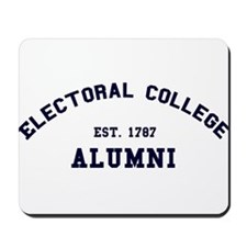 """Electoral College"" Alumni Mousepad"
