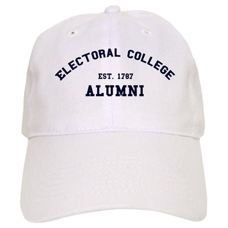 """Electoral College"" Alumni Cap"