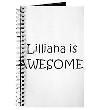 Funny Lilliana Journal