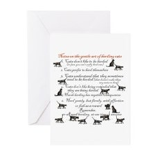 Herding cats Greeting Cards (Pk of 10)