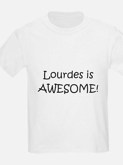 Cute Lourdes T-Shirt