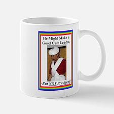 """Cult Leader?"" Mug"
