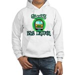 Groovy Bus Driver Hooded Sweatshirt