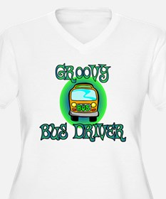 Groovy Bus Driver T-Shirt