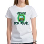 Groovy Bus Driver Women's T-Shirt