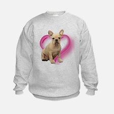 French Bulldog puppy Sweatshirt