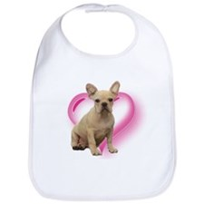 French Bulldog puppy Bib