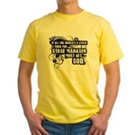 Stage Manager Yellow T-Shirt