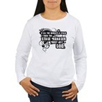 Stage Manager Women's Long Sleeve T-Shirt