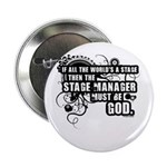 "Stage Manager 2.25"" Button (10 pack)"