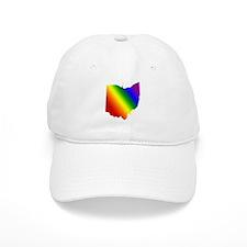 Ohio Gay Pride Baseball Cap