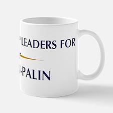 YOUTH GROUP LEADERS for McCai Mug