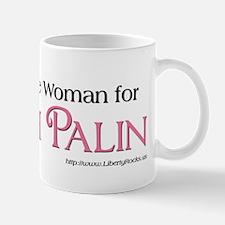TypicalWhiteWoman Palin Mug