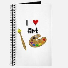 I Love Art Journal