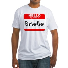 Hello my name is Brielle Shirt