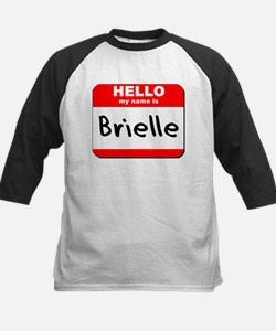 Hello my name is Brielle Tee