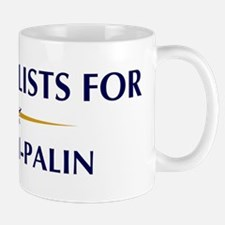 PR SPECIALISTS for McCain-Pal Mug