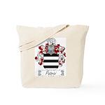 Patrizi Family Crest Tote Bag