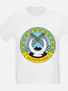 Karaganda Coat of Arms T-Shirt