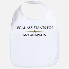 LEGAL ASSISTANTS for McCain-P Bib