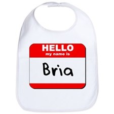 Hello my name is Bria Bib
