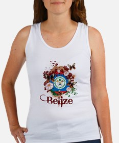 Butterfly Belize Women's Tank Top