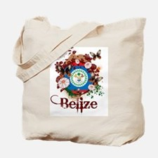 Butterfly Belize Tote Bag