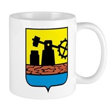Katowice Coat of Arms Mug