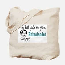 Best Girls Rhinelander Tote Bag