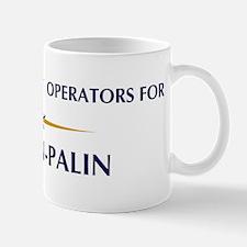 HEAVY EQUIPMENT OPERATORS fo Mug