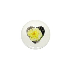 Hearts and Roses #4334 Mini Button (100 pack)