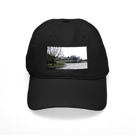Jefferson Memorial Black Cap