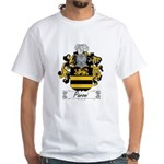Pavoni Family Crest White T-Shirt