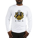 Pavoni Family Crest Long Sleeve T-Shirt