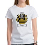 Pavoni Family Crest Women's T-Shirt