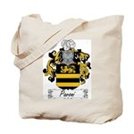 Pavoni Family Crest Tote Bag