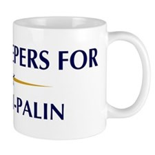 HOUSEKEEPERS for McCain-Palin Mug