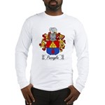 Pazzaglia Family Crest Long Sleeve T-Shirt
