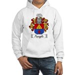 Pazzaglia Family Crest Hooded Sweatshirt